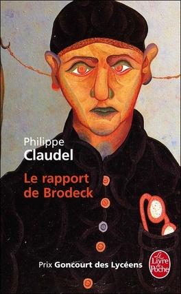 Couverture du livre : Le Rapport de Brodeck