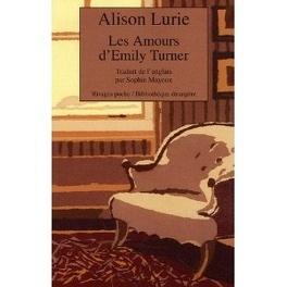 Couverture du livre : Les amours d'Emily Turner