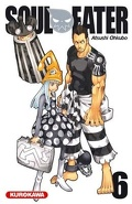 Soul Eater Tome 6