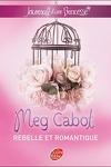 couverture Journal d'une princesse, Tome 6 : Rebelle et romantique