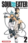 couverture Soul Eater, tome 2