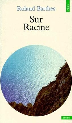 Couverture du livre : Sur Racine