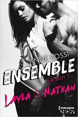 Couverture du livre : Ensemble - Saison 1 : Layla & Nathan