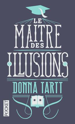 Couverture du livre : Le Maître des illusions
