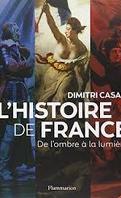 L'histoire de France : De l'ombre à la lumière