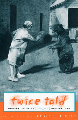 Couverture du livre : Twice Told : Original Stories Inspired by Original Artwork