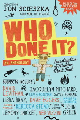 Couverture du livre : Who Done It?
