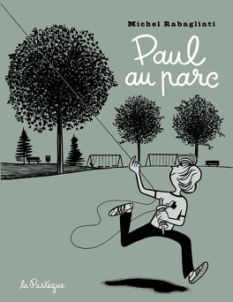 Couverture du livre : Paul au parc