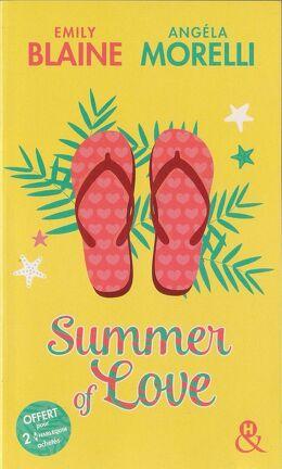 Couverture du livre : Summer of Love