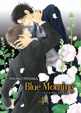Couverture du livre : Blue Morning, Tome 4