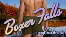Couverture du livre : Boxer Falls