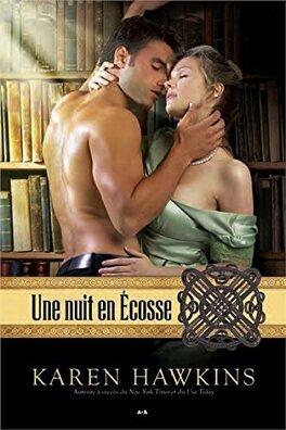 Couverture du livre : L'amulette Hurst, Tome 1 : Une nuit en Ecosse