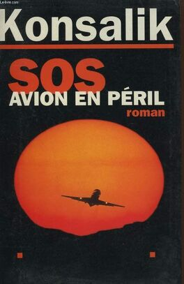 Couverture du livre : SOS avion en péril