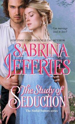 Couverture du livre : The Sinful Suitors, Tome 2 : The Study of Seduction