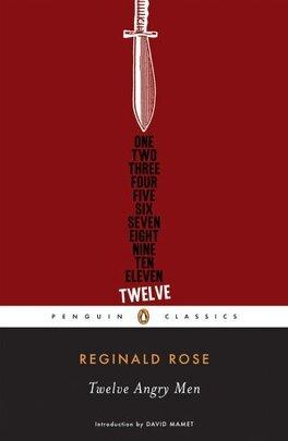 Couverture du livre : Douze hommes en colère