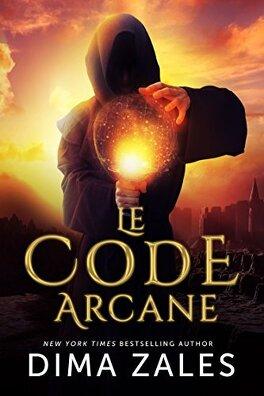 Couverture du livre : Le Code arcane, Tome 1