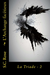 couverture La Triade, Tome 2: L'Archange Facétieux