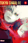 couverture Tokyo Ghoul:re, Tome 5