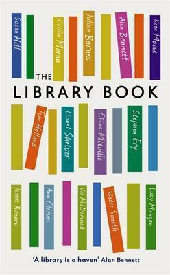 Couverture de The Library Book