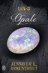 couverture Lux, Tome 3 : Opale