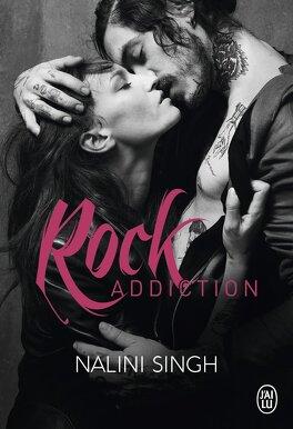 Couverture du livre : Rock Kiss, Tome 1 : Rock Addiction
