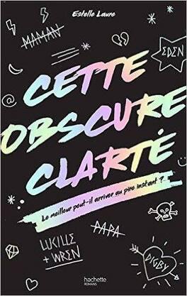 Couverture du livre : Cette obscure clarté