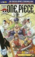 One Piece: The Twenty-Fourth Log