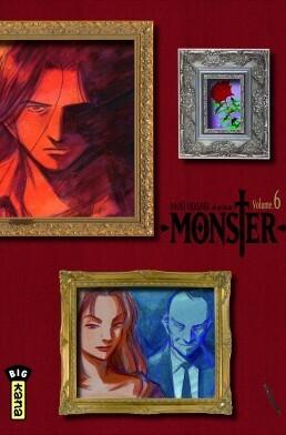 Couverture du livre : Monster, Intégrale de luxe T6