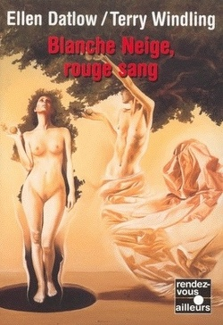 Couverture de The Snow White, Blood Red Anthology Series, Tome 1 : Blanche Neige, Rouge Sang