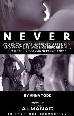 Couverture du livre : After, HS : Never