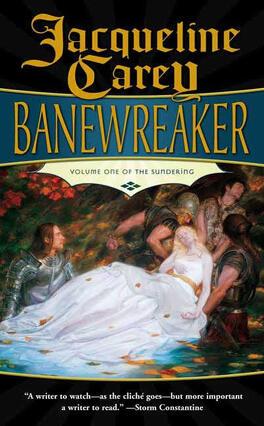 Couverture du livre : Banewreaker