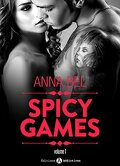 Spicy Games - Tome 1