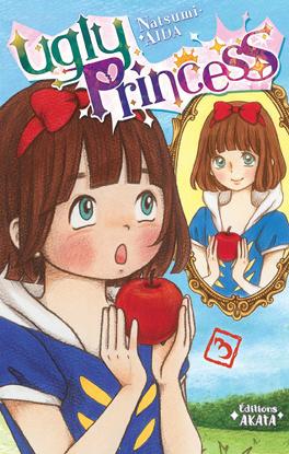 Couverture du livre : Ugly Princess, Tome 3