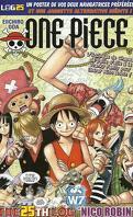 One Piece: The Twenty-Fifth Log