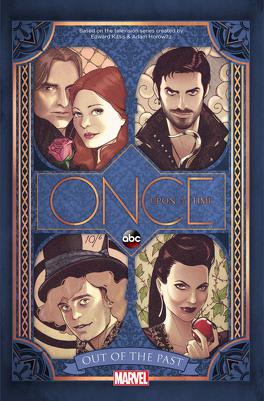 Couverture du livre : Once Upon a Time, Tome 3 : Out of the Past (nouvelle graphique)