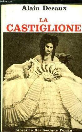 Couverture du livre : La Castiglione