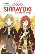 Shirayuki aux cheveux rouges, Tome 14