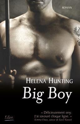 Couverture du livre : Pucked, Tome 3 : Big Boy