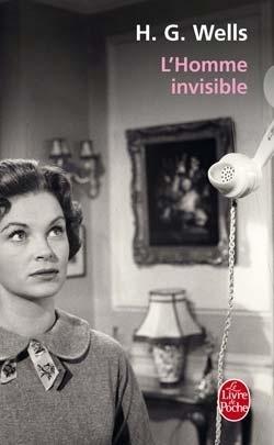 Couverture du livre : L'Homme invisible