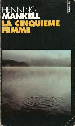 Couverture du livre : La Cinquième Femme