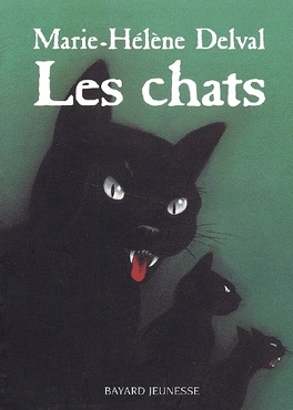 Couverture du livre : Les Chats