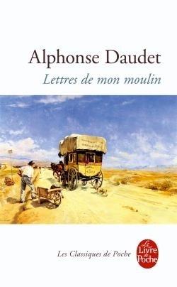 Couverture du livre : Lettres de mon moulin