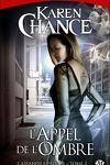 couverture Cassandra Palmer, Tome 2 : L'Appel de l'Ombre