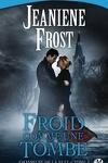 couverture Chasseuse de la nuit, Tome 3 : Froid comme une tombe