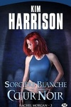couverture Rachel Morgan, Tome 3 : Sorcière Blanche, Coeur Noir
