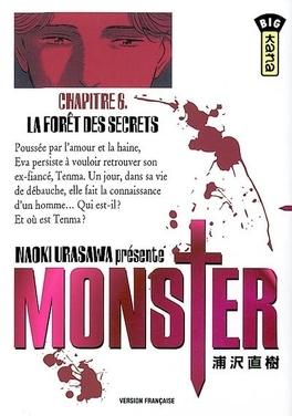 Couverture du livre : Monster, tome 6 : La Forêt des secrets