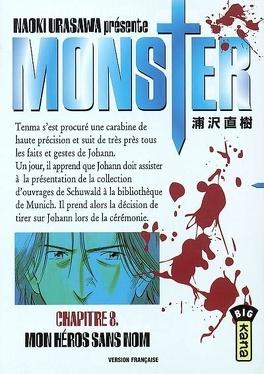 Couverture du livre : Monster, tome 8 : Mon héros sans nom