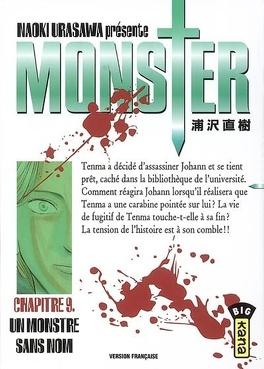 Couverture du livre : Monster, tome 9 : Un monstre sans nom