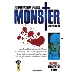 Couverture du livre : Monster, tome 1 : Herr Doktor Tenma