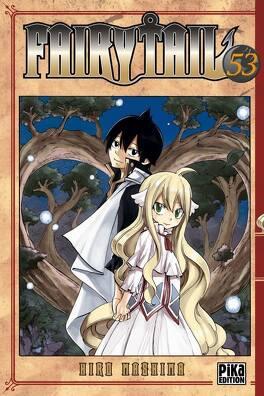Couverture du livre : Fairy Tail, Tome 53